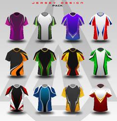 Jersey Design Pack