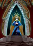 Bodb Dearg king of the Tuatha de Danann