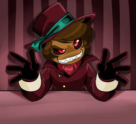 Hatter by AlexDealey