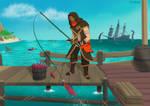 Reaper Fisching
