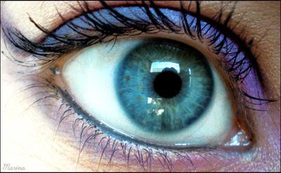 Blue Eye by MarinaCoric