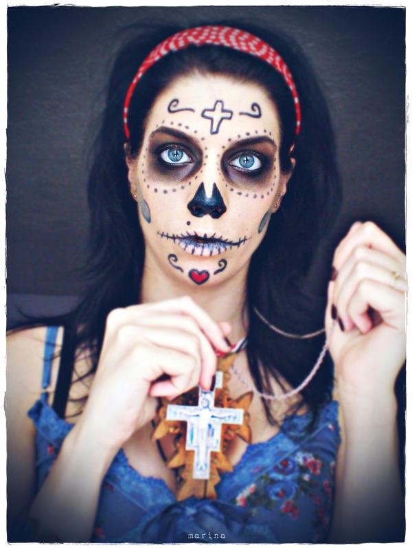 El Dia de los Muertos by MarinaCoric