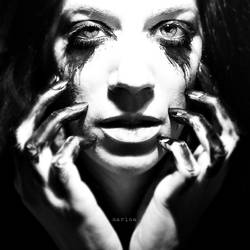 Black Tears by MarinaCoric