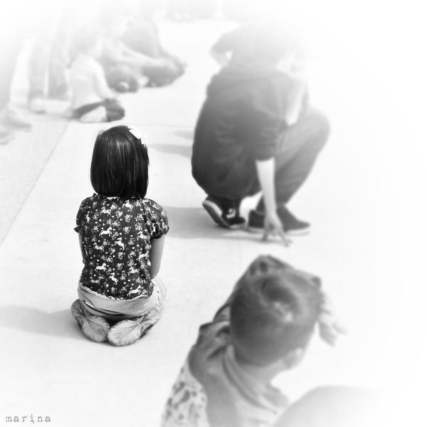 Girl by MarinaCoric