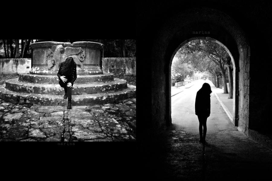 Silence by MarinaCoric