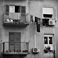 Two Balconies