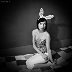 Bunny II by MarinaCoric