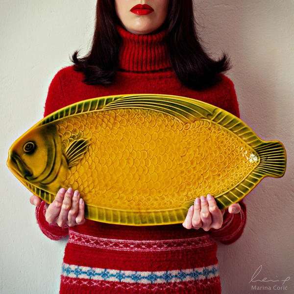 Big Fish by MarinaCoric