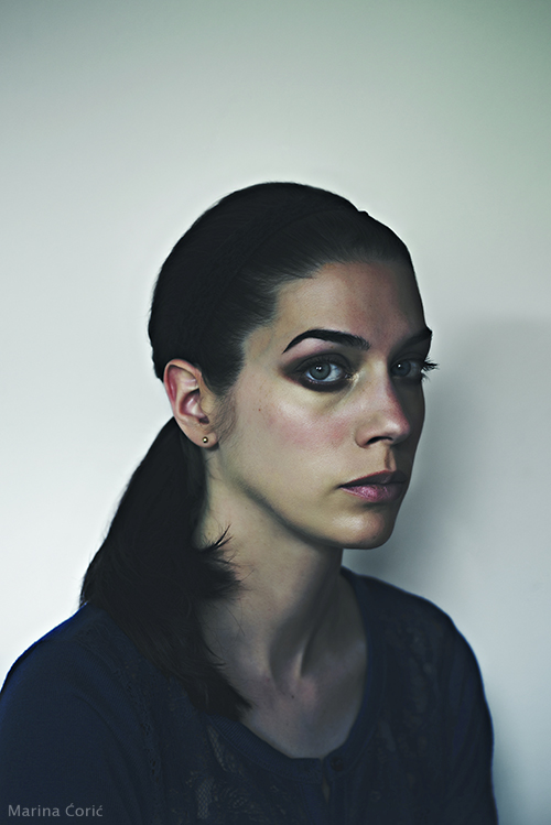 Autoportret by MarinaCoric