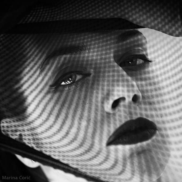 Black Net by MarinaCoric