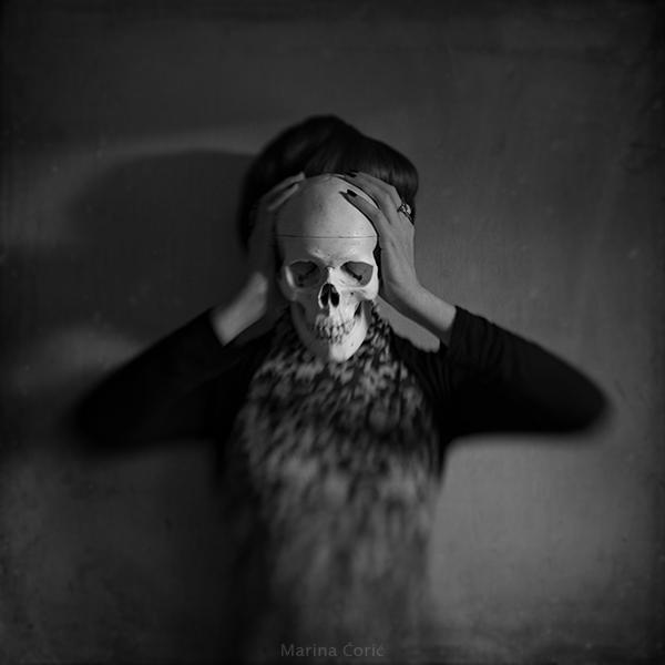Skullhead by MarinaCoric