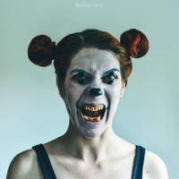 Mickey Got Rabies