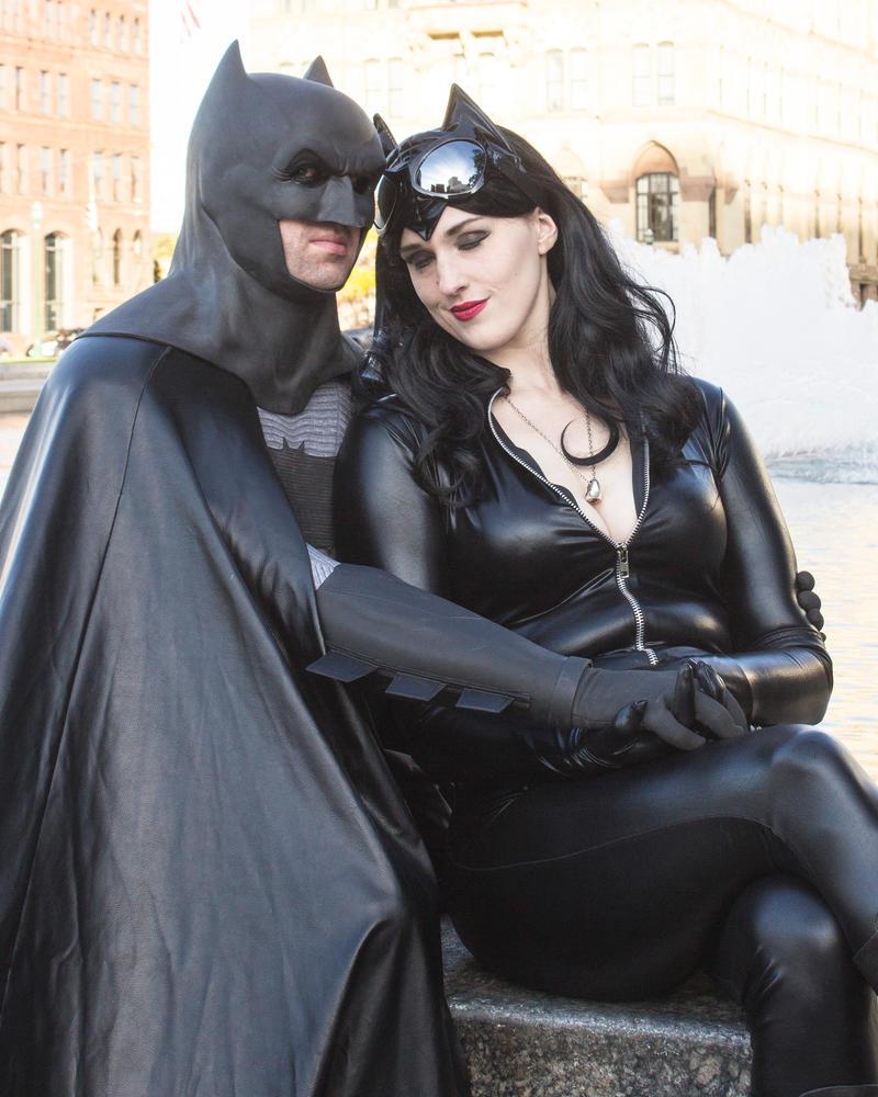 Batman and Catwoman- 10 by BeautifulRoseThorn