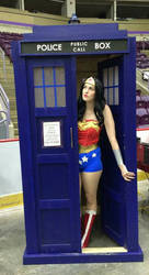 Wonder Woman- How Did I End Up Here?
