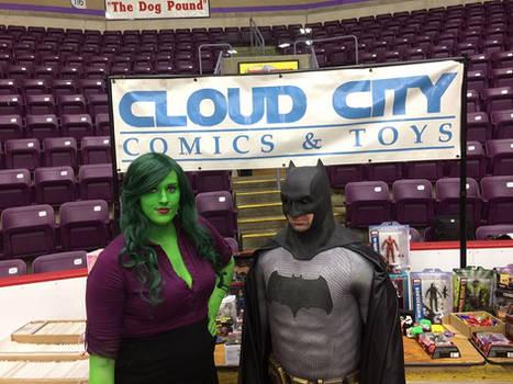 T2C2 2016- Shulkie and Cloud City Comics