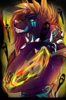 The Witch of Tal'Akinaji by Kynvuu