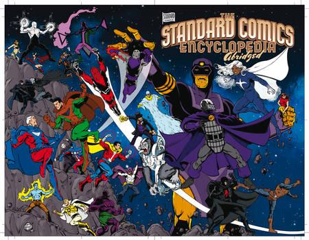 Standard Comics Encyclopedia on IndyPlanet!