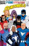 Sentinels #1 - Justice League #1 Homage