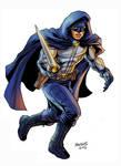 Grim Reaper by Gilbert Monsanto