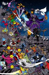 Standard Comics Universe