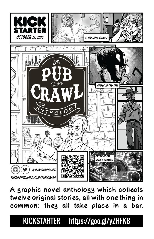 Pub Crawl Anthology, Live on Kickstarter by Madmonkeylove