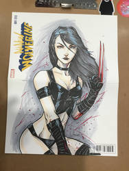 All New Wolverine by Madmonkeylove