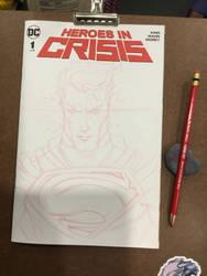 Superman WIP by Madmonkeylove