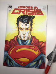 Heroes in Crisis by Madmonkeylove