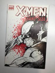 X-Men Giant Size by Madmonkeylove