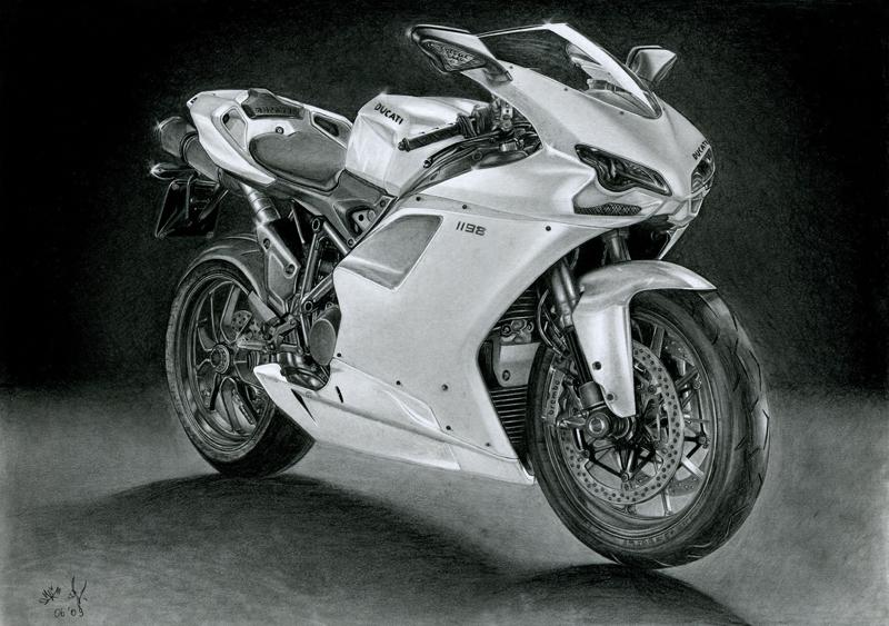 Ducati 1098 by watracz