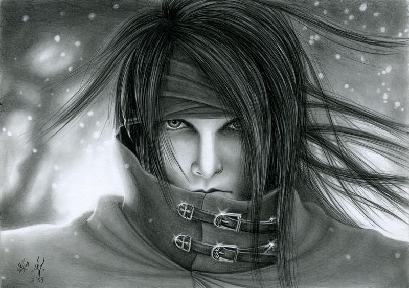 Final Fantasy 7 Vincent