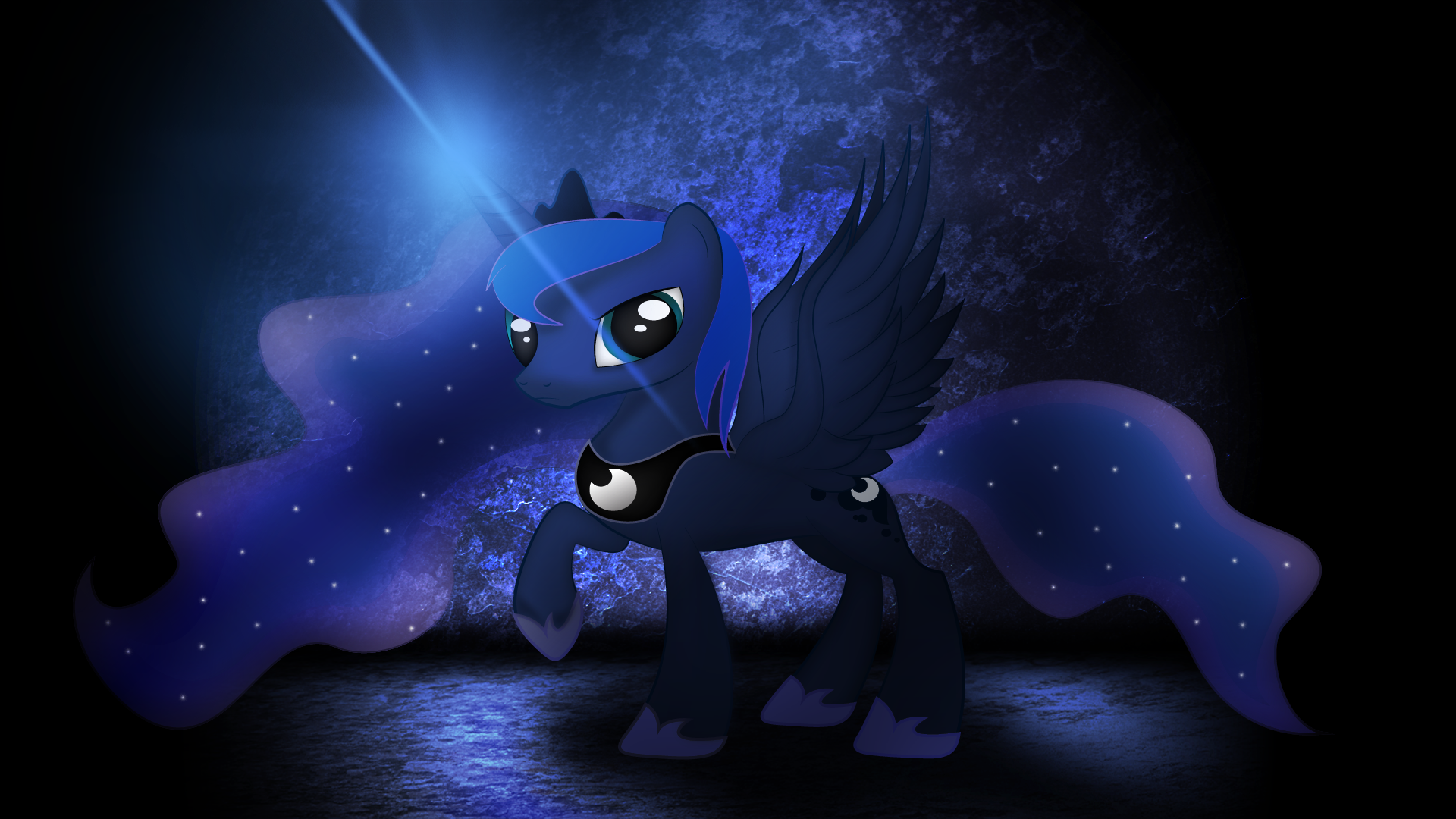 Princess Luna by Izeer
