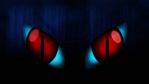 Nightmare moon eyes