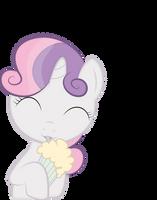 Cute Sweetie belle by Izeer