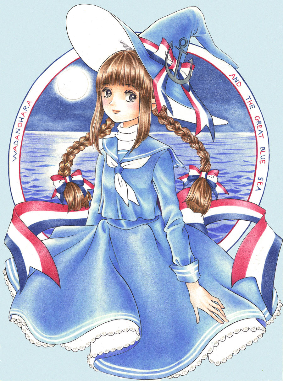 Wadanohara - the Sea Witch