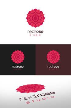 Red Rose Studio - logo