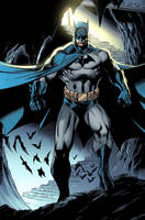 New Batman color by JPR04