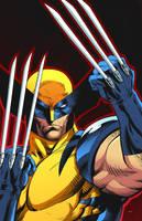 Wolverine by JPR04