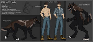 P - Dillon Woulfe - Werewolf Ref