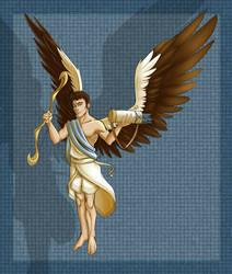 P - Angel of Love
