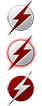 Win 8 Start button Skin - Kid Flash - ver.1 by IrishWolven