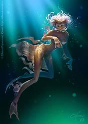 GoldFish by Elfessa