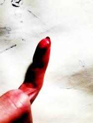 Finger by XIscandarova
