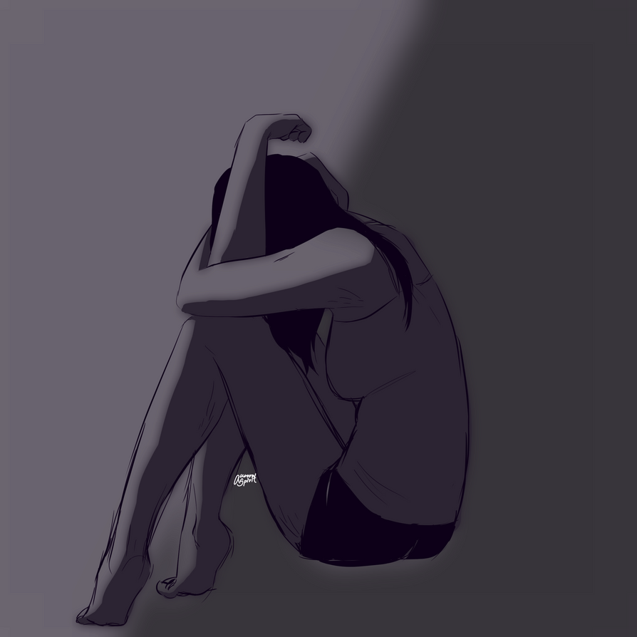 Sulk by AuroraSpirit