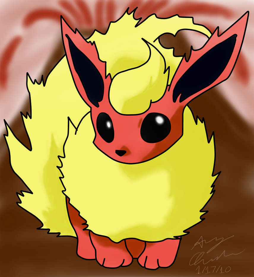 When does flareon learn flare blitz - answers.com