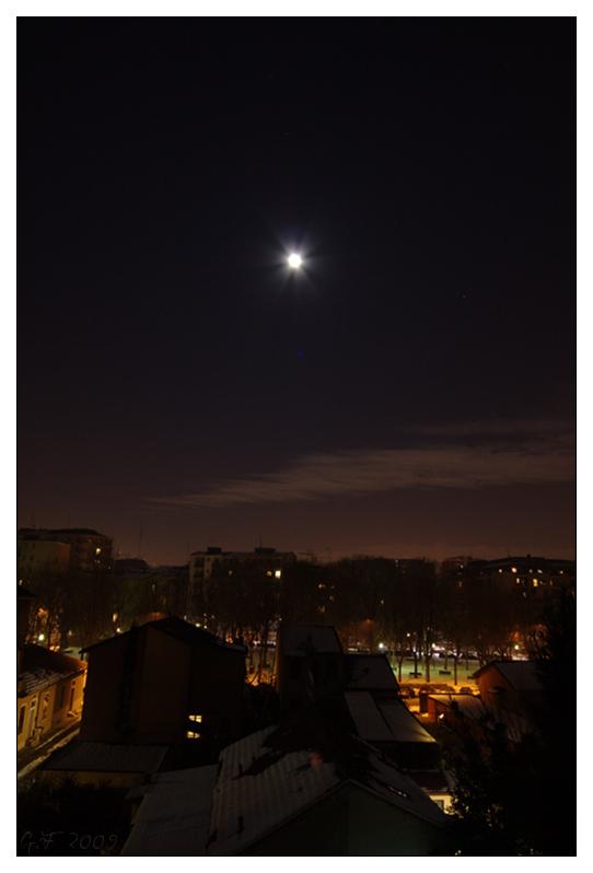 Un faro nella notte di Sesto by velenux