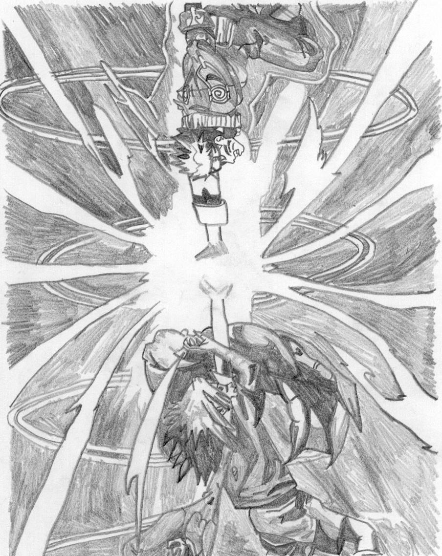 naruto kyuubi vs sasuke - photo #27