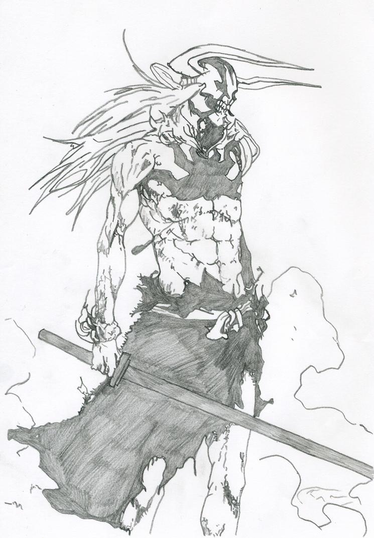 Vizard Ichigo Form 2 by Sharingan-Kyuubi on DeviantArt  Vizard Ichigo F...