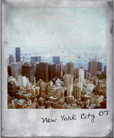 NYC 07' by eclecticminds