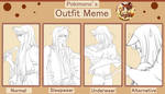 pokimono clothes meme-Rigel